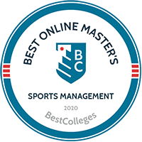 The Best Online Master's in Sports Management Programs of 2020