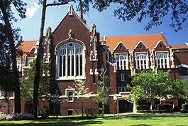 Auditorium Building on the University of Florida campus